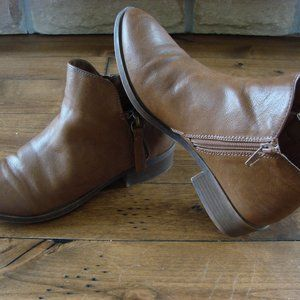 Fergalicious Brown Boots Booties